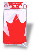 Buy This Canadian Flag Bandanna Now